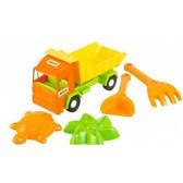 Грузовик Mini truck с набором для песка, 5 ел. от Wader