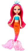 Мини-кукла Русалочка Barbie , розовые  волосы