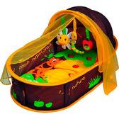 Манеж-кровать развивающий Шоколад от LUDI