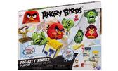 Angry Birds:  средний игровой набор   Angry Birds, Черная птица от Angry Birds (Энгри бердс)