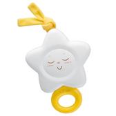 Музыкальная игрушка с кольцом Звездочка  chicco