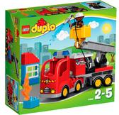 Пожарный грузовик (10592) Серия Lego DUPLO от Lego