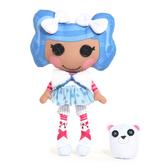 Мягкая игрушка  LALALOOPSY - СНЕЖИНКА (с игрушкой-питомцем) от Lalaloopsy (Лалалупси)