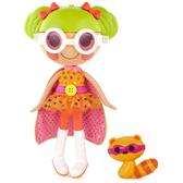 Кукла LALALOOPSY - СУПЕРГЕРОЙ ДИНА ВЕЛИКОЛЕПНАЯ (с аксессуарами) от Lalaloopsy (Лалалупси)