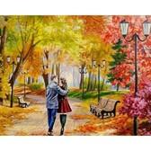 Осенняя романтика 40 х 50 см