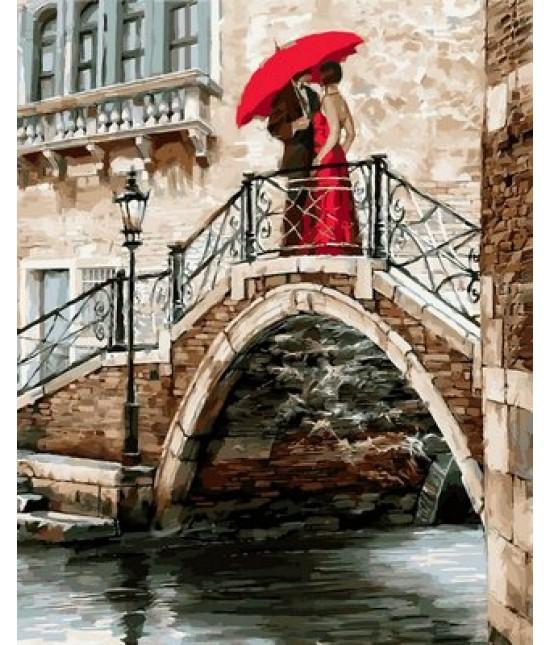 Романтика Венеции  40 х 50 см