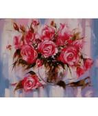 Нежные розы 40 х 50 см