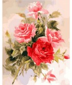 Великолепные розы  40 х 50 см