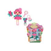 Кукла MINILALALOOPSY серии Цветочные феи - РОЗОЧКА (с аксессуарами) от Lalaloopsy (Лалалупси)
