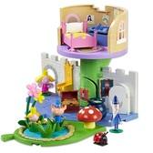 Игровой набор Маленькое королевство Бена и Холли - ВОЛШЕБНЫЙ ЗАМОК (замок с мебелью, фигурка Холли
