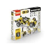 Конструктор серии INVENTOR MOTORIZED 120 в 1  с электродвигателем