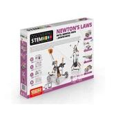 Конструктор серии STEM - Законы Ньютона: инерция, движущая сила, энергия от Engino