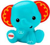 Игрушка для купания Животные-Брызгалки, слоник, Fisher-Price, слоник от Fisher-Price (Фишер-Прайс)