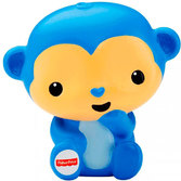 Игрушка для купания Животные-Брызгалки, обезьянка, Fisher-Price, обезьянка от Fisher-Price (Фишер-Прайс)