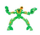 Робот M.A.R.S. Рядовой на шарнирах (зеленый), Hap-p-kid, зеленый