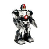 Робот Кибер-Бот (чёрный), Hap-p-kid, черный
