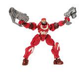 Робот M.A.R.S. Рядовой на шарнирах (красный), Hap-p-kid, красный
