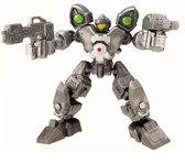 Робот M.A.R.S. Рядовой на шарнирах (серый), Hap-p-kid , серый