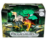 Игровой набор Динозавры (маленький трицератопс) Серия B, HGL, трицератопс