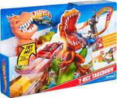 Трек Тиранозавр Рекс, Hot Wheels, Mattel
