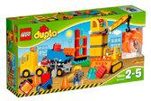 Большая строительная площадка (10813) Серия Lego Duplo от Lego