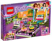 Парк развлечений: аттракцион Автодром (41133) Серия Lego Friends от Lego