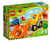 Экскаватор-погрузчик (10811) Серия Lego Duplo от Lego