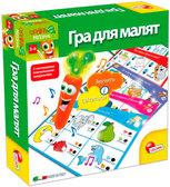 Интерактивный набор с морковкой (говорит, светится) КАРОТИНА Игра для малышей, Lisciani от LISCIANI