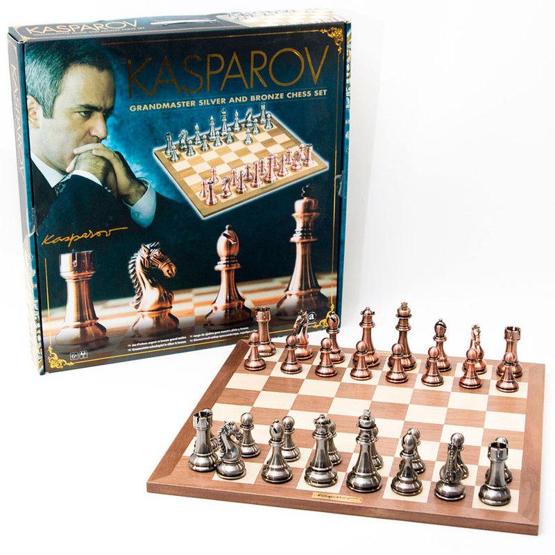 Каспаров. Набор шахмат Чемпион. Merchant Ambassador