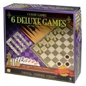 Набор 6-ти игр Делюкс. Merchant Ambassador от Merchant Ambassador