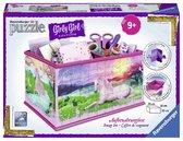 Пазл 3D Girly Girl Шкатулка Единорог 216 эл., Ravensburger