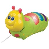 Каталка Веселая гусеница. Redbox от Redbox