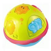 Вращающийся мячик с музыкой и подсветкой. Redbox от Redbox