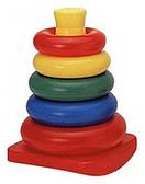 Игровой набор колец Пирамидка 5 шт. Redbox от Redbox