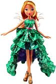 Поющие принцессы, Флора, кукла 27 см., WinX от WinX (Винкс)