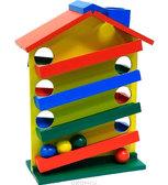 Горка Домик, Мир деревянных игрушек от Мир деревянных игрушек
