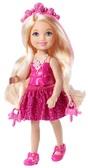 Челси, серия Endless Hair, мини-кукла блондинка, Barbie, Mattel, блондинка