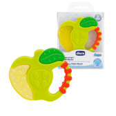 Прорезыватель для зубов FRESH RELAX (яблоко) 4м +, Chicco, яблоко от Chicco(Чико)