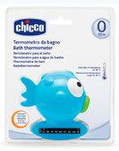 Игрушка-термометр для измерения температуры воды в ванне Рыбка (голубой), Chicco от Chicco(Чико)