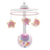 Мобиль на кроватку Волшебные звёздочки (розовый цвет), Chicco от Chicco(Чико)
