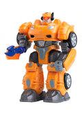 Робот-трансформер М.А.R.S. (желтый), Hap-p-kid, желтый
