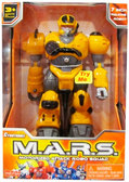 Робот-воин (желтый), Hap-p-kid, желтый