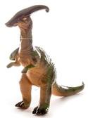Динозавр Паразауролоф, серия Megasaurs, 20 см, HGL, Parasaurolophus