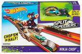 Трек Атака Нинзя серии Молниеносные половинки Hot Wheels, Mattel