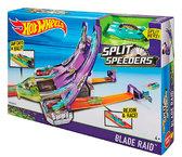 Трек Острые лезвия серии Молниеносные половинки Hot Wheels, Mattel