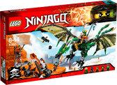 Зелёный Дракон (70593) Серия Lego Ninjago от Lego