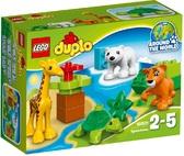 Вокруг света: Малышы (10801) Серия Lego Duplo от Lego