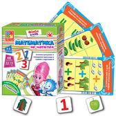 Математика на магнитах, Фиксики, Vladi Toys от Vladi Toys (ВладиТойс)