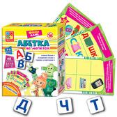 Игра настольная Азбука, Фиксики, Vladi Toys от Vladi Toys (ВладиТойс)