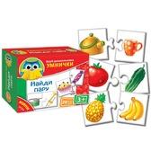 Настольная игра Найди пару (русский язык), Vladi Toys от Vladi Toys (ВладиТойс)